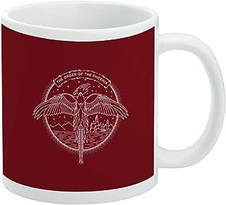 Harry Potter The Order of the Phoenix White Mug