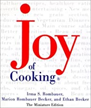 Joy Of Cooking, Miniture Edition 1