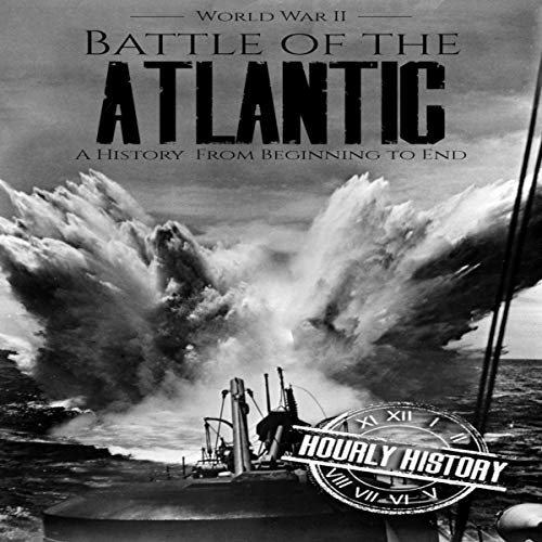 Battle of the Atlantic audiobook cover art