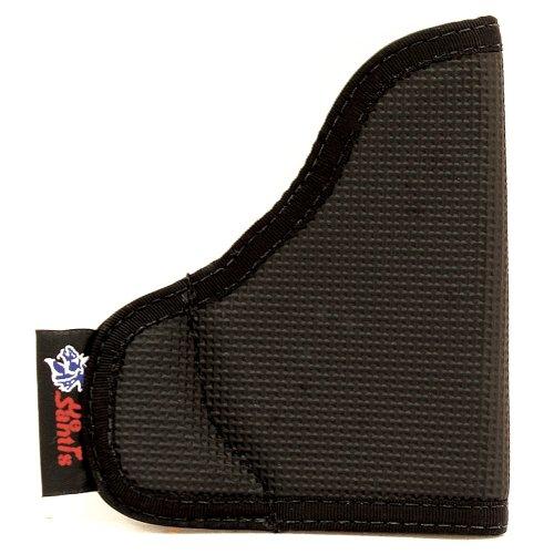 Price comparison product image DESANTIS The Nemesis Pocket Holster Ambidextrous Black P32 / P3AT / LCP w / CT LG Nylon N38BJG5Z0