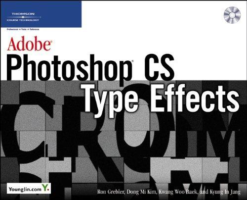 [(Adobe Photoshop CS Type Effects)] [by: Ron Grebler]