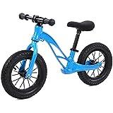 ZG-HOME Bicicleta de Equilibrio para Niños,Bicicleta de Equilibrio,Bicicleta de Ejercicios para Caminar Sin Pedal para Niños de 2 A 6 Años,Bicicleta de Empuje para Niños de Dos Ruedas Hech