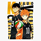 Credobeauty Anime Karasuno Kids Sports Volleyball Manga