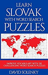 professional Learn Slovak with Search Word Puzzles: Learn Slovak with Difficult Words …