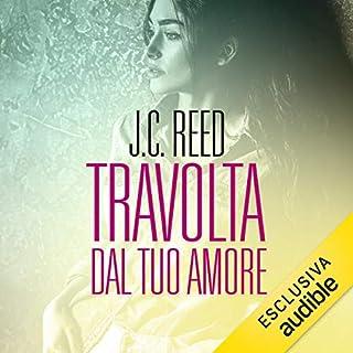Travolta dal tuo amore     Surrender your love 2              Di:                                                                                                                                 J. C. Reed                               Letto da:                                                                                                                                 Francesca Agostini                      Durata:  9 ore e 2 min     45 recensioni     Totali 3,9