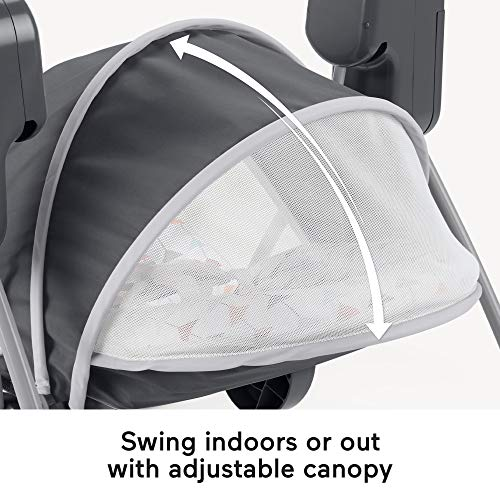 10 Best Portable Baby Swings on the Market 2021 Review
