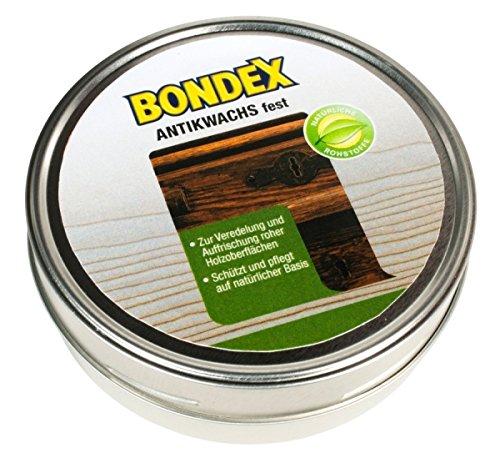 Bondex Antikwachs fest Natur 185 g - 352463