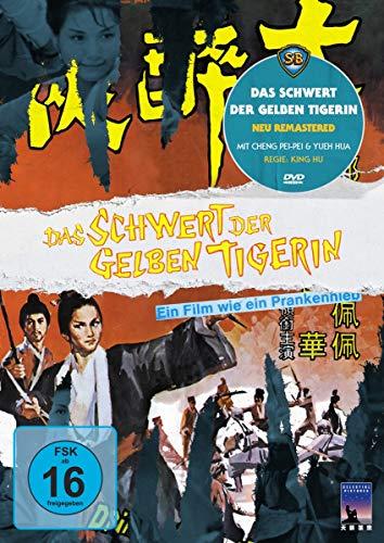 Das Schwert Der Gelben Tigerin [Alemania] [DVD]