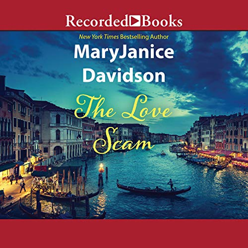 The Love Scam audiobook cover art