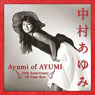 Ayumi of AYUMI~30th Anniversary All Time Best