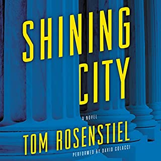 Shining City cover art