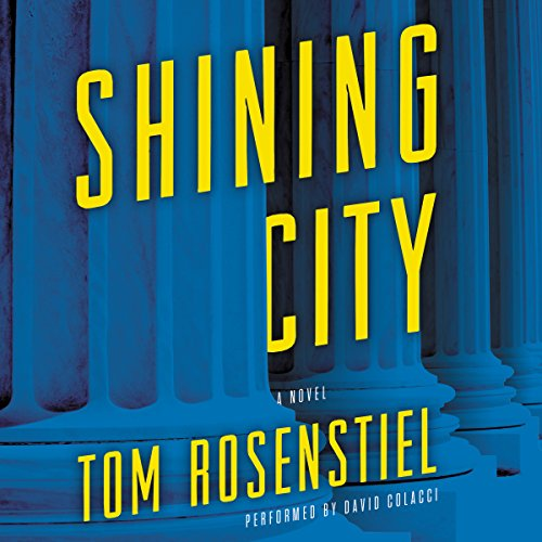 Shining City audiobook cover art