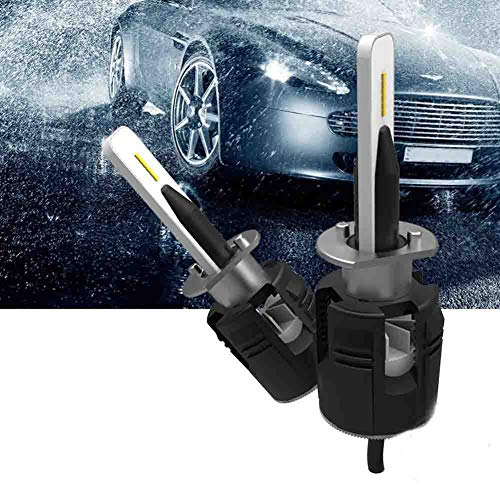 LED koplamp lampen dimlicht auto ombouwset All in One met koplamp legering