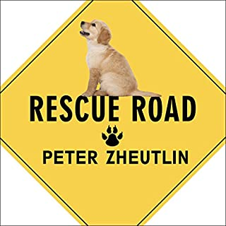 Rescue Road audiobook cover art