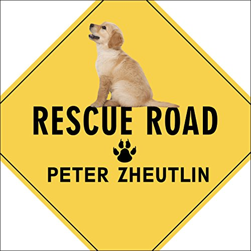Rescue Road audiobook cover art