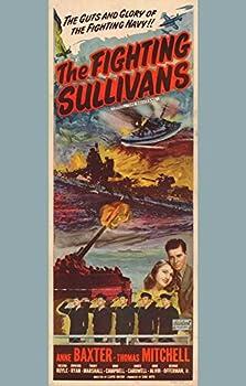 Fighting Sullivans POSTER Movie  27 x 40 Inches - 69cm x 102cm   1944