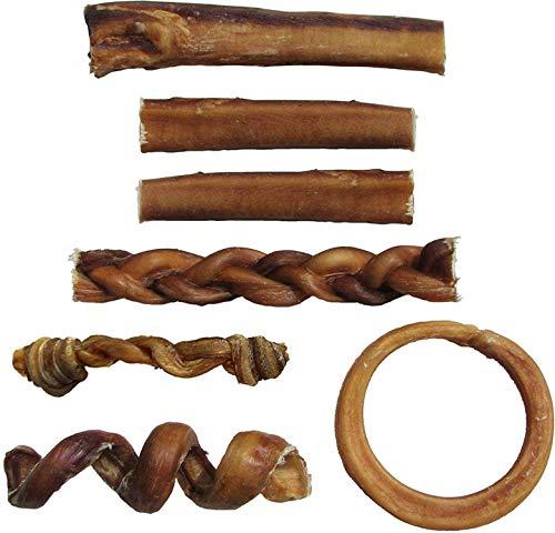Pawstruck Bully Stick Variety Pack