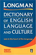 Best longman dictionary of english language and culture online Reviews