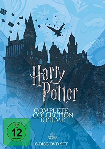Produktbild von Harry Potter: The Complete Collection [8 DVDs]