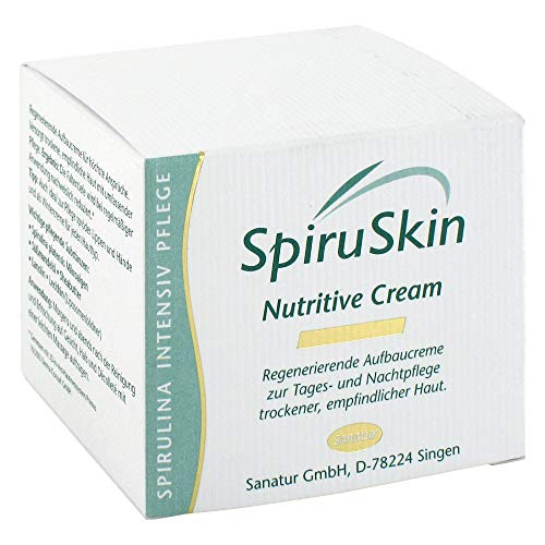 SPIRUSKIN Nutritive Cream f. 50 ml
