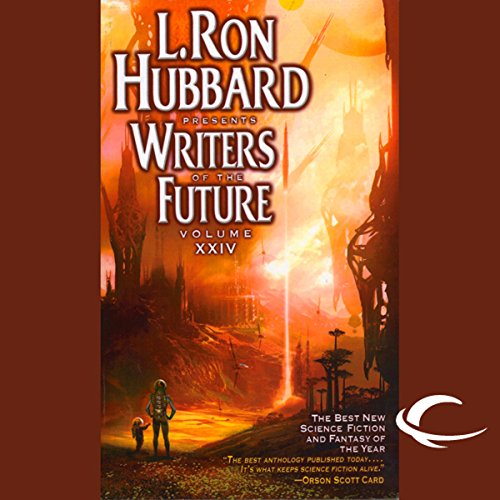 L. Ron Hubbard Presents Writers of the Future, Volume 24  audiobook cover art