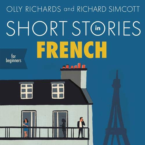 Short Stories in French for Beginners cover art