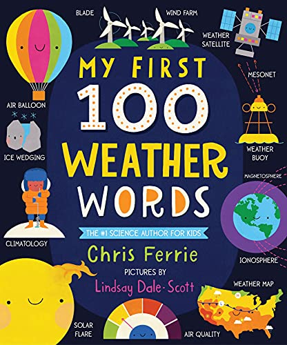 My First 100 Weather Words (My First Steam Words)の詳細を見る