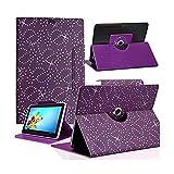Seluxion Schutzhülle Diamant-S Farbe violett für Gigabyte Tegra NOTE 7 Tablet