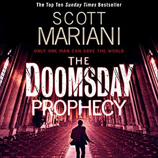 The Doomsday Prophecy cover art