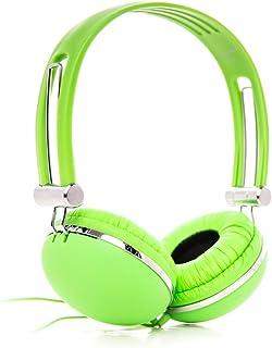 Rockpapa On Ear Headphones for Kids Girls Boys Teens Childs, Adjustable, Stereo Earphones for MP3/4 DVD Smartphones Tablet...