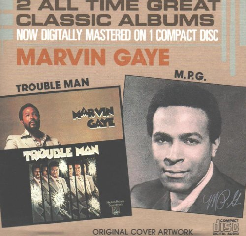 Trouble Man & M.P.G (2 All Time Great Classic Albums)