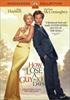 How to Lose a Guy in 10 Days (Widescreen Edition) [Import USA Zone 1]