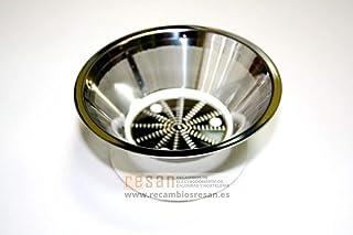 Moulinex Panier filtre à lame, tamis de centrifugeuse Vitae JU200,JU21,JU2000,JU2100
