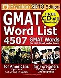 2018 Franklin GMAT Word List: 4507 GMAT Words For High GMAT Verbal Score