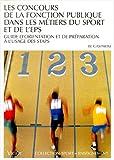 Professions et concours dans le domaine des EPS et du sport