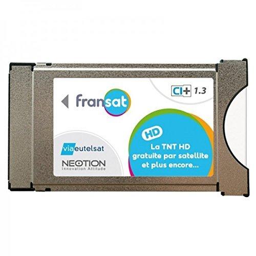 SamsungFransat Modul Cam CI+ mit Karte Fransat für TV Samsung