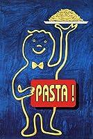 2個 キッチン パスタ スパゲッティ シェフ メタル ティン サインヴィンテージ メタル ショップメタル ティン サイン/メタル プラーク サイン 12X8 インチ