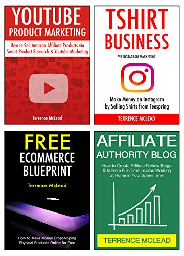 Internet Marketing Authority: Four Money Making Ideas to Help You Build Authority & Consistent Passive Income in the Internet Marketing Space