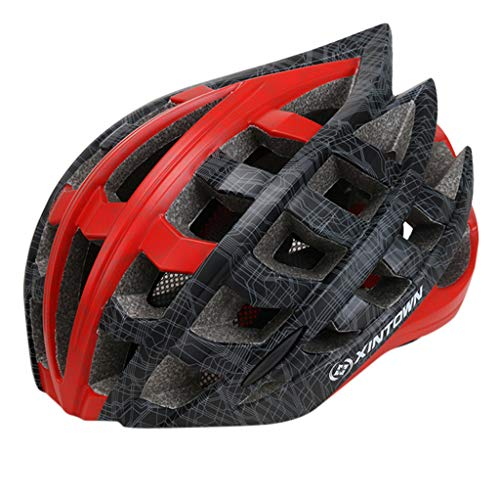 Find Bargain Smoxx Adult Bike Helmet, Multi-Sport Helmet Skateboard Cycle Mountain Helmet, Specializ...