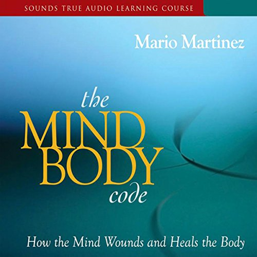 The Mind-Body Code audiobook cover art
