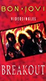 Bon Jovi - Breakout/Video Singles [VHS] - Bon Jovi