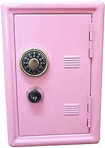 Mingstong Piggy Bank-Atm Money Box Password Digital Coin Cash Deposit Safe B