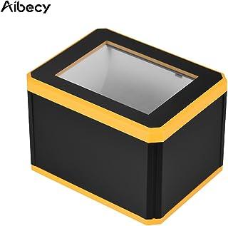 منصة ماسح ضوئي متعدد الاتجاهات لقارئ باركود من فيست نايت 1D/2D/QR وقارئ أقراص ضوئي مع واجهة USB