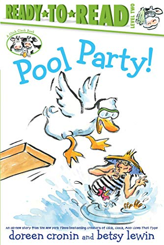 Pool Party! (A Click Clack Book)
