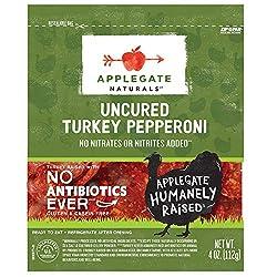 Applegate, Natural Uncured Turkey Pepperoni