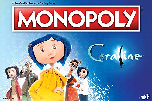 Monopoly: Coraline - 4