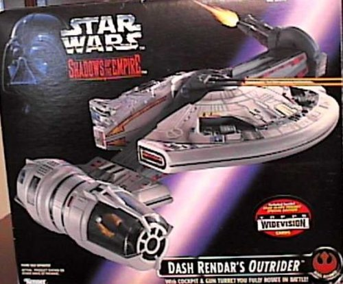 Star Wars Dash Rendar's Outrider