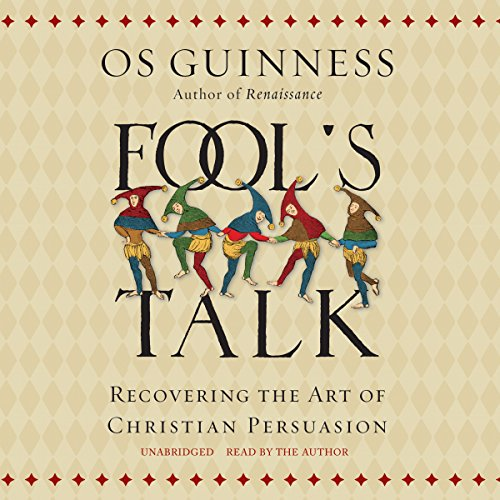Fool's Talk audiobook cover art