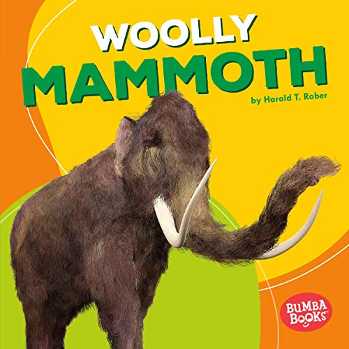Woolly Mammoth cover art