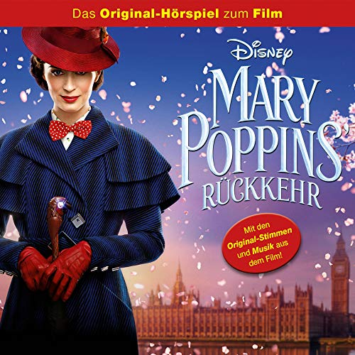 Mary Poppins' Rückkehr Titelbild